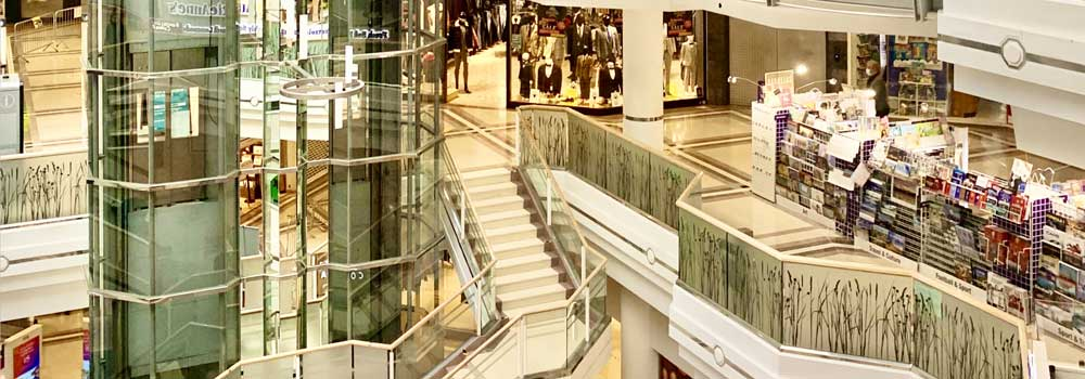 shopping centre retail security services